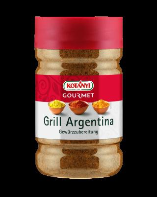 Kotányi Gourmet Grill Argentina Gewürzzubereitung in der 1200ccm Dose