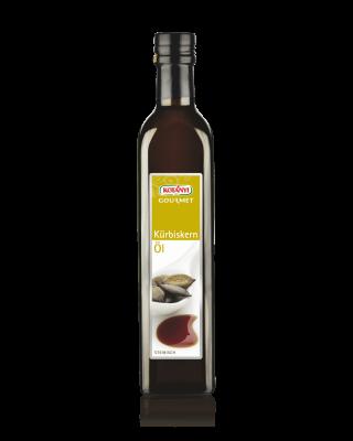 Kotányi Gourmet Kürbiskern Öl in der 500ml Flasche