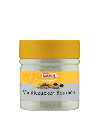 Kotányi Gourmet Vanillezucker Bourbon in der 400ccm Dose