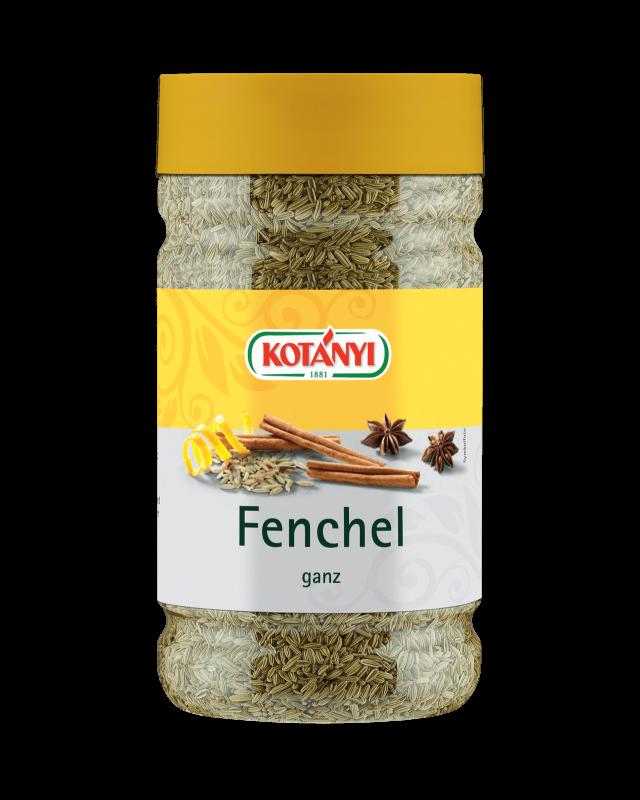 Kotányi Fenchel ganz in der 800Ccm Dose