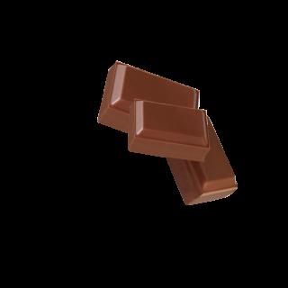 Schokoladen Stückchen