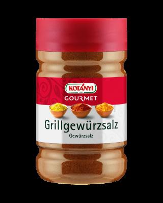 Kotányi Gourmet Grillgewürzsalz in der 1200ccm Dose