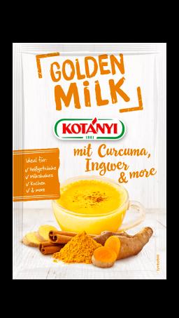 Kotányi Golden Milk in Briefpackung
