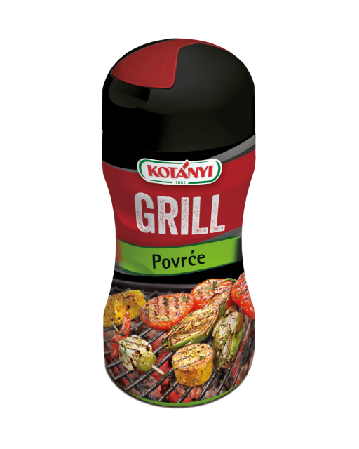 067408 Kotanyi Grill Povrce Shaker Can