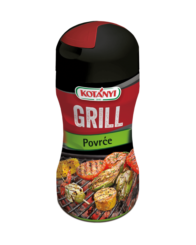 067408 Kotanyi Grill Povrce Shaker Can