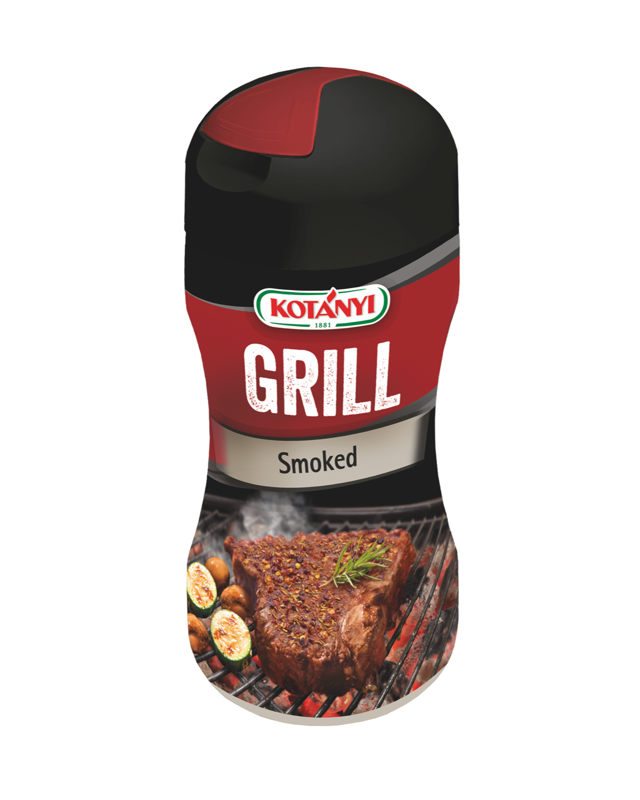 0684086 Kotanyi Grill Smoked Shaker Can