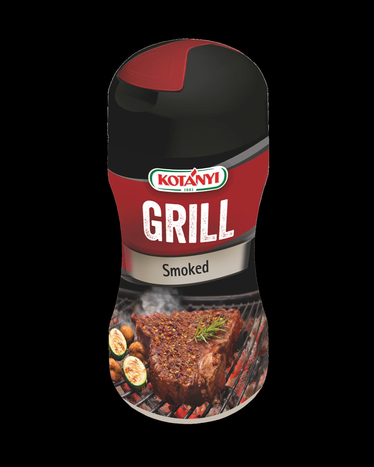 0684086 Kotanyi Grill Smoked Shaker Can