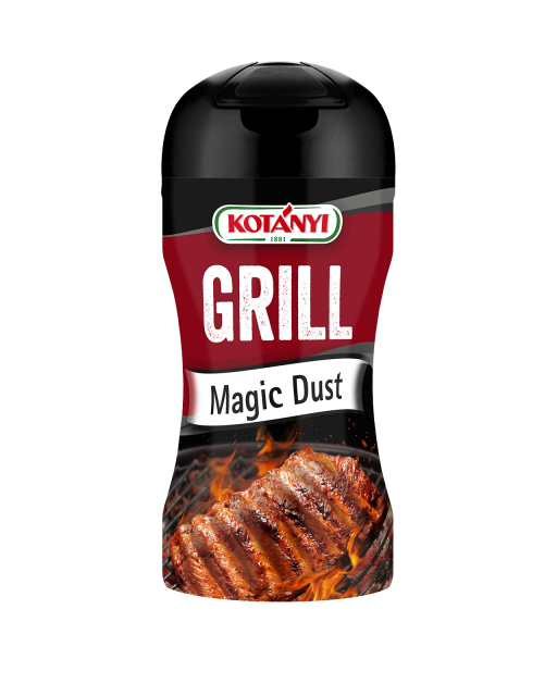0685015 Kotanyi Grill Magic Dust B2c Tube