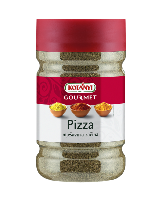 246708 Kotanyi Pizza B2b Jar 1200ccm