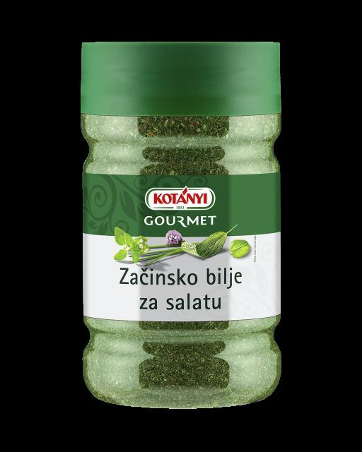 247208 Kotanyi Zacinsko Bilje Za Salatu B2b Jar 1200ccm