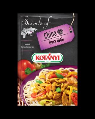344308 Kotany Secrets Of China Asia Wok B2c Pouch