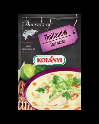 352108 Kotanyi Secrets Of Thailand Thai Herbs B2c Pouch