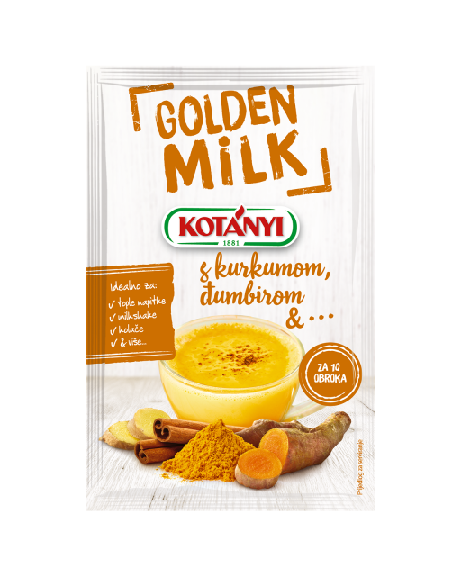 3570085 Kotanyi Golden Milk B2c Pouch