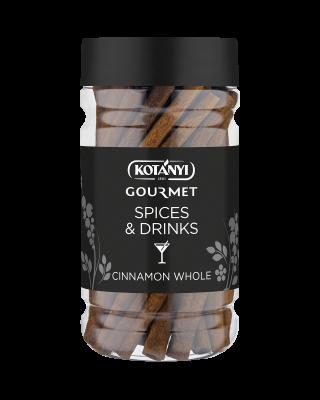 71270801 Kotanyi Spices And Drinks Cimet Stapici B2b Jar 800ccm