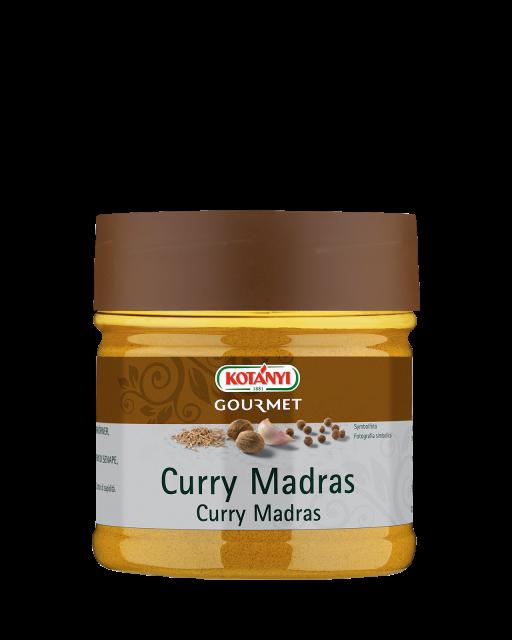 730614 Kotanyi Curry Madras B2b 400 Tin