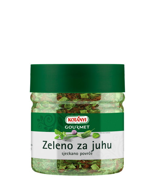 737008 Kotanyi Zelenilo Za Juhu B2b Jar 400ccm