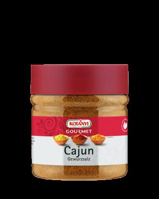 Cajun Gewuerzsalz Kotanyi Gourmet 400ccm Dose 739301