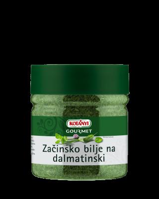 730708 Kotanyi Zacinsko Bilje Na Dalmatinski B2b Jar 400ccm