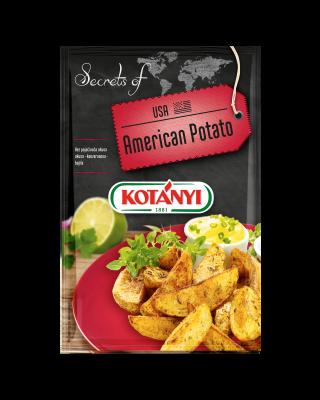 3580085 Secrets Of Usa American Potato Hr