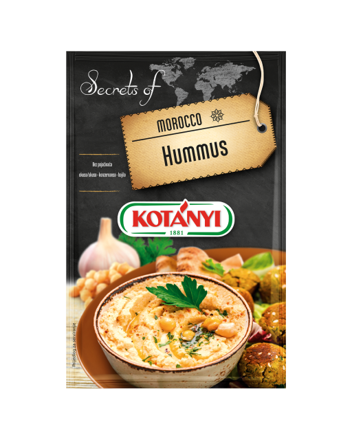 3586085 Secrets Of Morocco Hummus