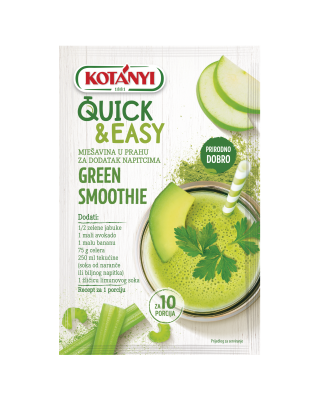 3582085 Kotanyi Quick And Easy Avocado Cellery Smoothie B2c Hr
