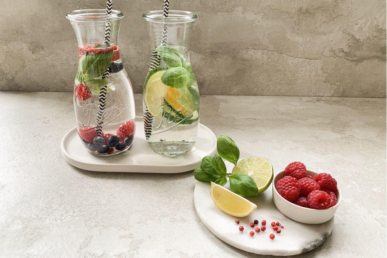 Flavoured Water Website